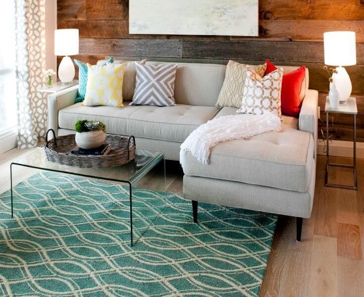 21 Modern Living Room Decorating Ideas | Worthminer