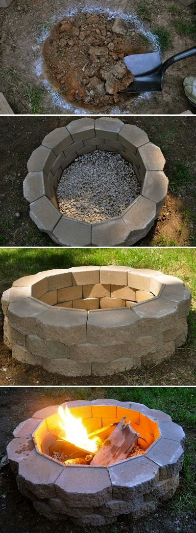 Here's 25 amazing DIY ideas that will help you to upgrade your backyard.