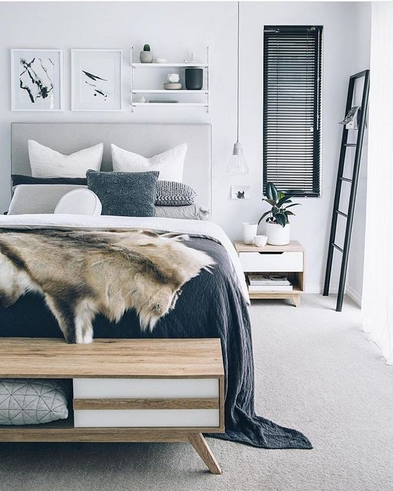 Check out these stunning scandinavian design ideas for your bedroom.