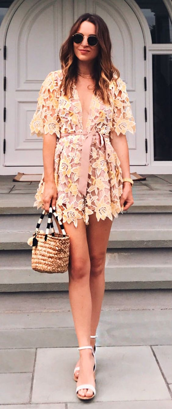 Check out these cool summer style outfit ideas for 2018.