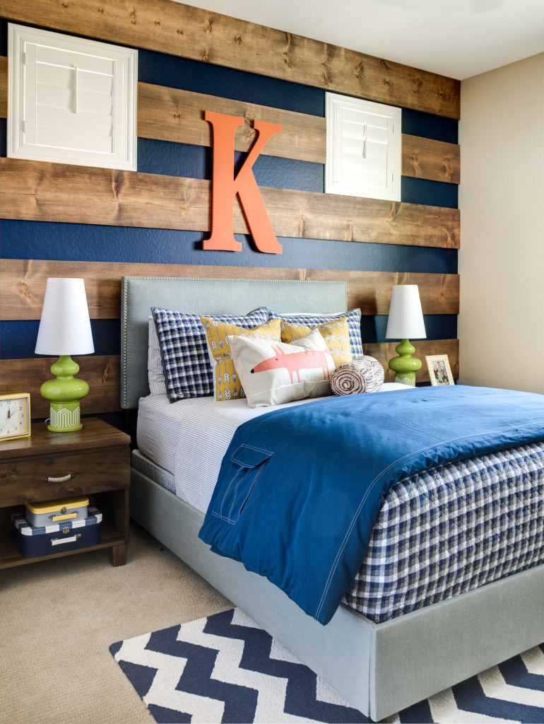 Check out these fantastic boy room decorating ideas.